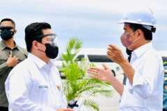 Erick Thohir: Merger Pelindo realisasikan harapan besar Presiden